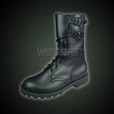 6 HOLES FRENCH COMBAT BOOT