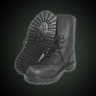 TACTICAL BLACK FRENCH RANGER BOOTS 70-1094