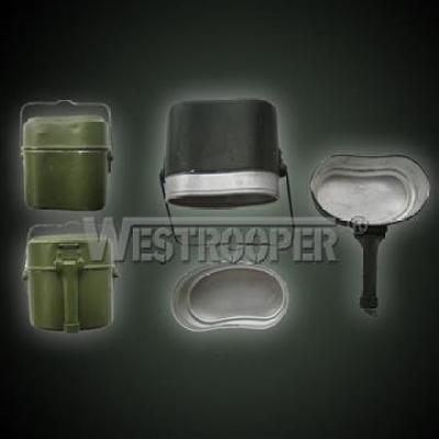 GERMAN ARMY TABLE WARE 3PCS